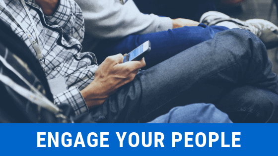 Engage Your People Image